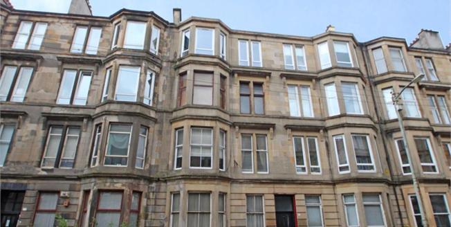 Offers Over £95,000, 1 Bedroom Ground Floor Flat For Sale in Glasgow, G31