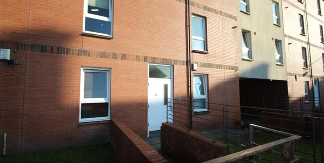 Offers Over £45,000, 1 Bedroom Ground Floor Flat For Sale in Glasgow, G32