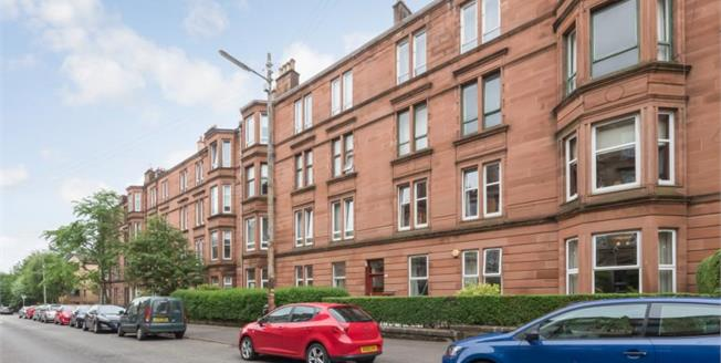Offers Over £169,995, 3 Bedroom Ground Floor Flat For Sale in Glasgow, G31