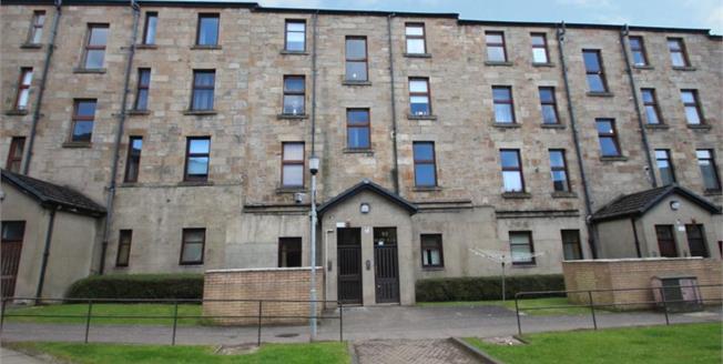 Offers Over £47,950, 1 Bedroom Upper Floor Flat For Sale in Glasgow, G21
