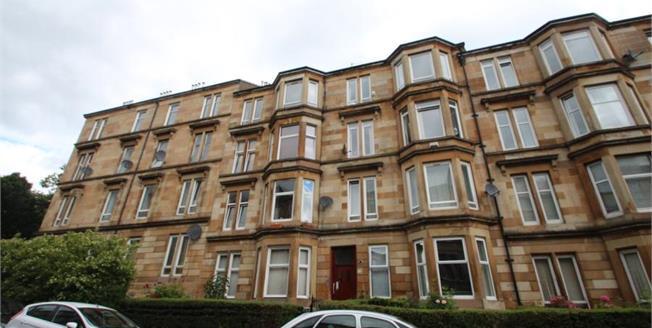 Offers Over £99,950, 1 Bedroom Upper Floor Flat For Sale in Glasgow, G31