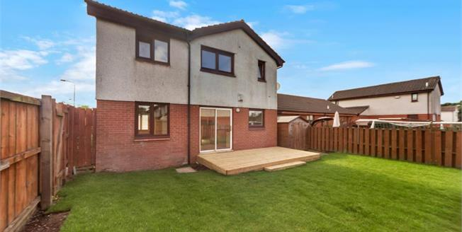 Offers Over £174,950, 4 Bedroom Detached House For Sale in Glasgow, G33