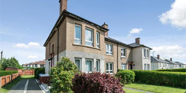 Offers Over £84,995, 3 Bedroom Upper Floor Flat For Sale in Glasgow, G21