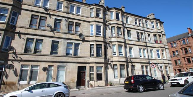 Offers Over £49,995, 1 Bedroom Flat For Sale in Glasgow, G31