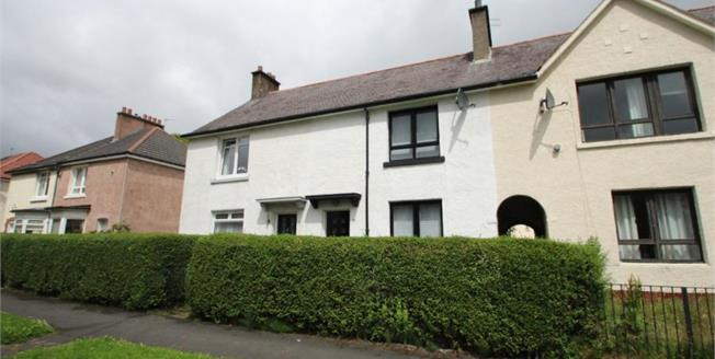 Offers Over £95,000, 3 Bedroom Terraced House For Sale in Glasgow, G33