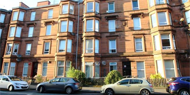 Offers Over £75,000, 1 Bedroom Ground Floor Flat For Sale in Glasgow, G31