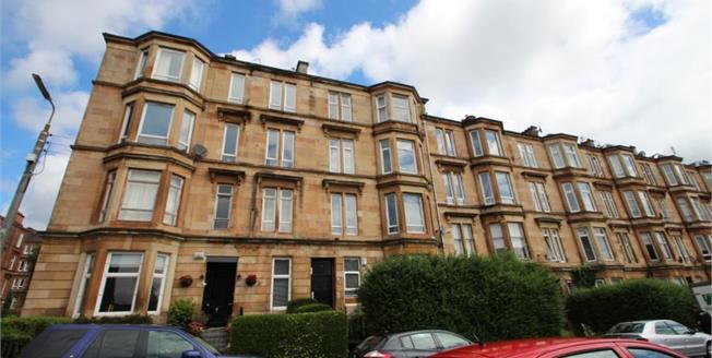 Offers Over £109,950, 2 Bedroom Upper Floor House For Sale in Glasgow, G31