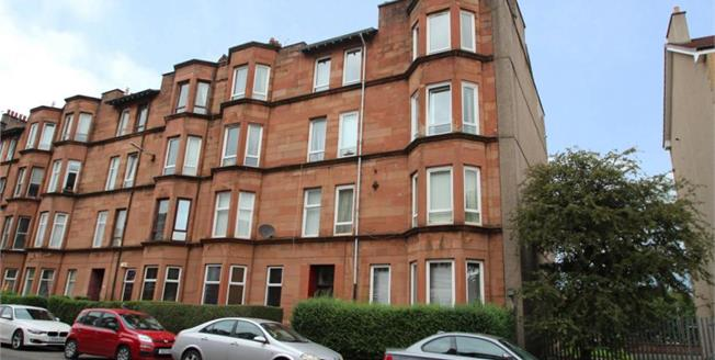 Offers Over £119,995, 2 Bedroom Flat For Sale in Glasgow, G31
