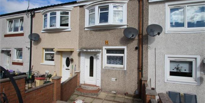 Fixed Price £65,000, 2 Bedroom Terraced House For Sale in Glasgow, G33