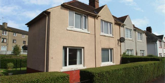 Offers Over £119,950, 3 Bedroom Semi Detached House For Sale in Glasgow, G33