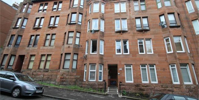 Offers Over £44,950, 1 Bedroom Flat For Sale in Glasgow, G31