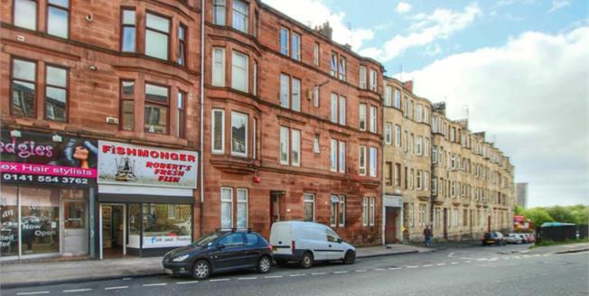 Offers Over £54,995, 1 Bedroom Upper Floor Flat For Sale in Glasgow, G31
