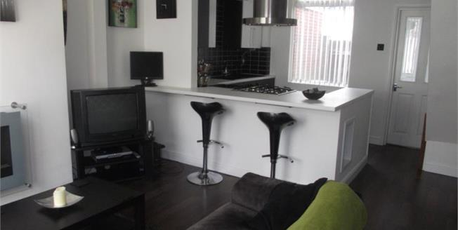 Offers in the region of £90,000, 2 Bedroom Terraced House For Sale in Liverpool, L15