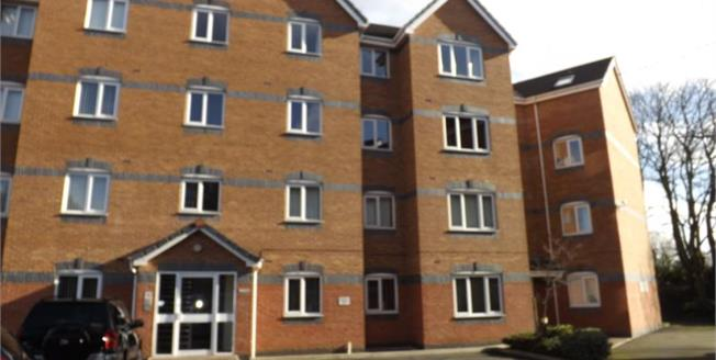 £115,000, 2 Bedroom Ground Floor Flat For Sale in Mossley Hill, L18