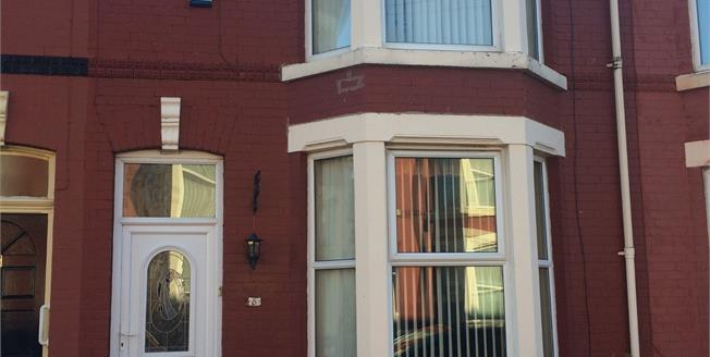 Offers Over £120,000, 3 Bedroom For Sale in Liverpool, L15
