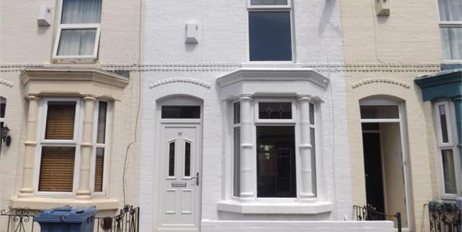 Offers Over £60,000, 2 Bedroom Terraced House For Sale in Liverpool, L15
