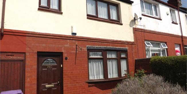 £85,500, 3 Bedroom Town House For Sale in Merseyside, L8