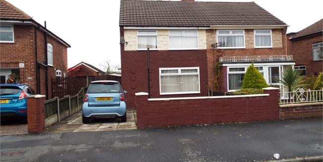 Asking Price £139,950, 3 Bedroom House For Sale in Liverpool, L26