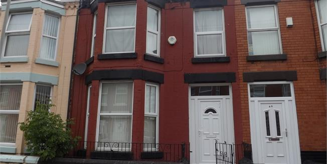 £129,950, 3 Bedroom For Sale in Liverpool, L15