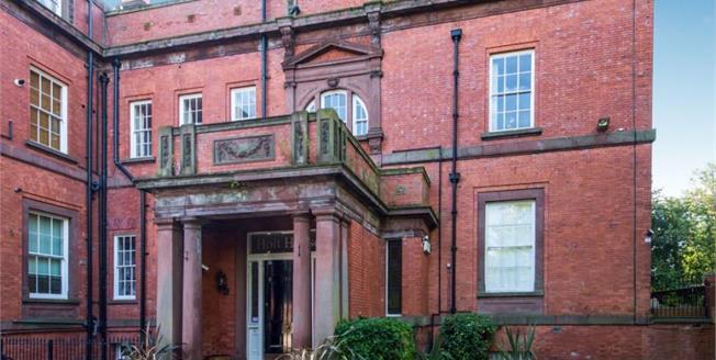 Asking Price £159,000, 2 Bedroom Upper Floor Flat For Sale in Liverpool, L17