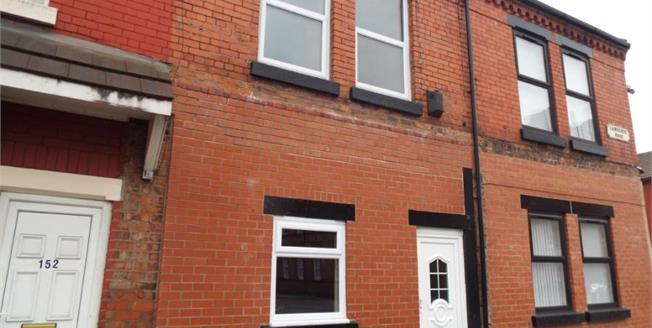 £140,000, 4 Bedroom Terraced House For Sale in Liverpool, L15