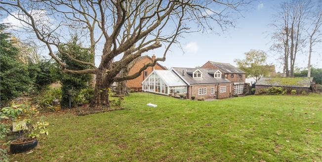 Offers in the region of £615,000, 5 Bedroom Detached House For Sale in Liverpool, L16