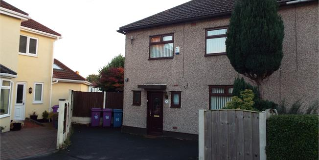 Asking Price £164,950, 3 Bedroom Semi Detached House For Sale in Liverpool, L19
