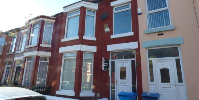 Asking Price £126,950, 3 Bedroom Terraced House For Sale in Liverpool, L15