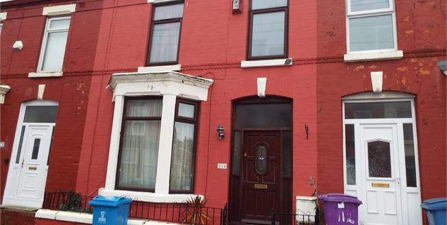 Asking Price £105,000, 3 Bedroom Terraced House For Sale in Liverpool, L15