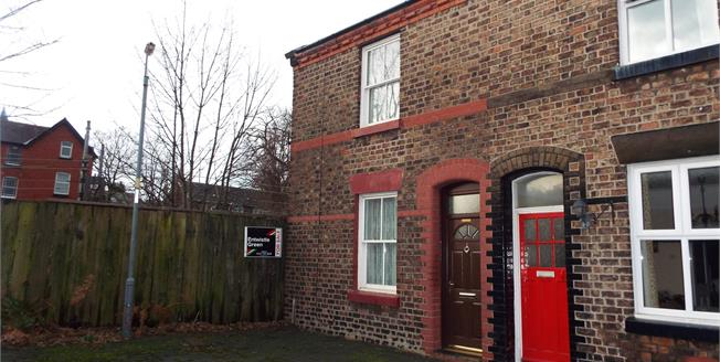 Asking Price £122,500, 2 Bedroom Terraced House For Sale in Liverpool, L18