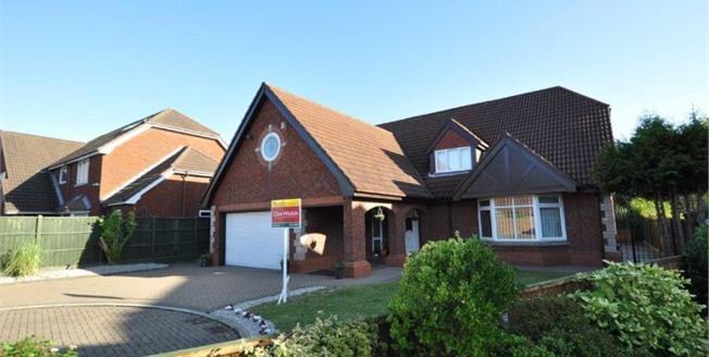£579,950, 5 Bedroom Detached House For Sale in Liverpool, L17