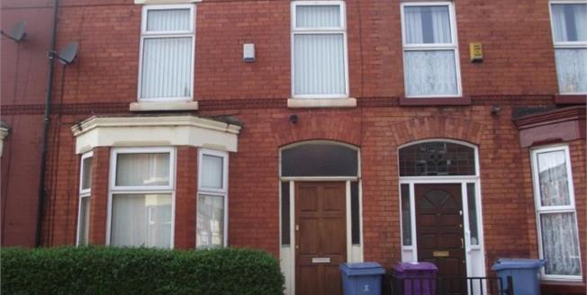 Offers Over £90,000, 3 Bedroom Terraced House For Sale in Liverpool, L15