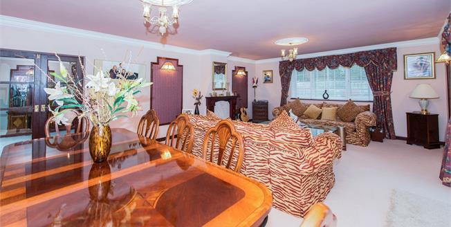 Asking Price £429,950, 4 Bedroom Detached House For Sale in Hale Village, L24