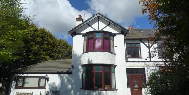 £499,950, 5 Bedroom Semi Detached House For Sale in Liverpool, L25