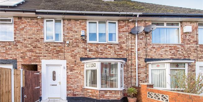 Asking Price £100,000, 3 Bedroom House For Sale in Liverpool, L24