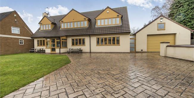 Offers Over £550,000, 4 Bedroom Detached House For Sale in Hale Village, L24