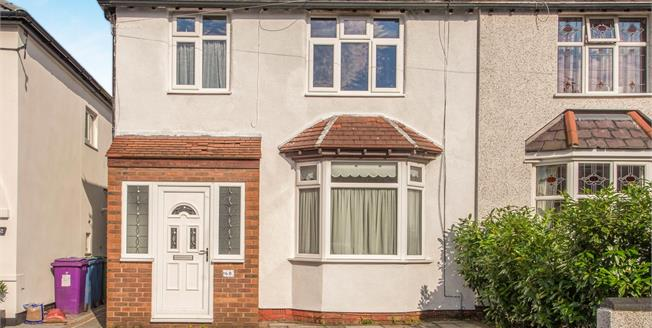 Offers in excess of £260,000, 3 Bedroom Semi Detached House For Sale in Liverpool, L16