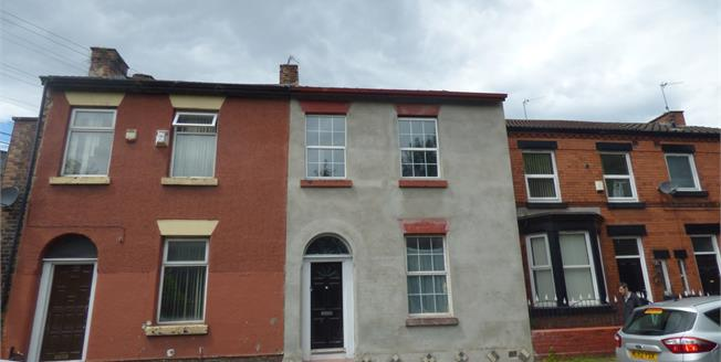 Asking Price £108,000, 3 Bedroom Semi Detached House For Sale in Liverpool, L15