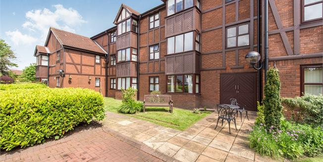 Asking Price £62,500, 2 Bedroom Flat For Sale in Liverpool, L19