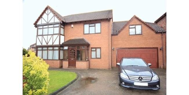 Offers in the region of £420,000, 5 Bedroom Detached House For Sale in Liverpool, L25