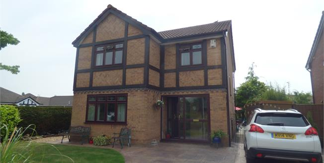 Asking Price £265,000, 4 Bedroom Detached House For Sale in Liverpool, L16
