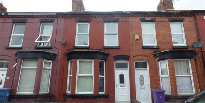 Offers in excess of £79,950, For Sale in Liverpool, L15