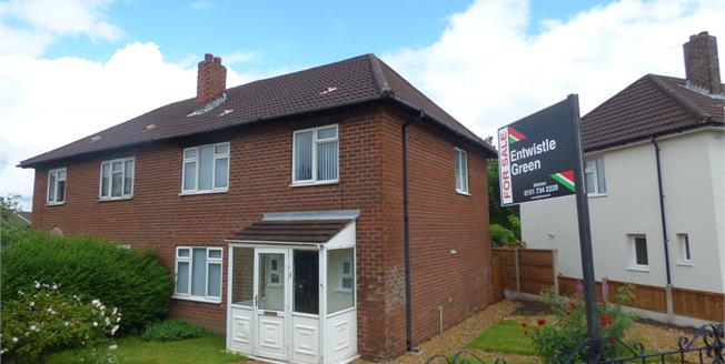Offers in excess of £140,000, 3 Bedroom Semi Detached For Sale in Wavertree, L15