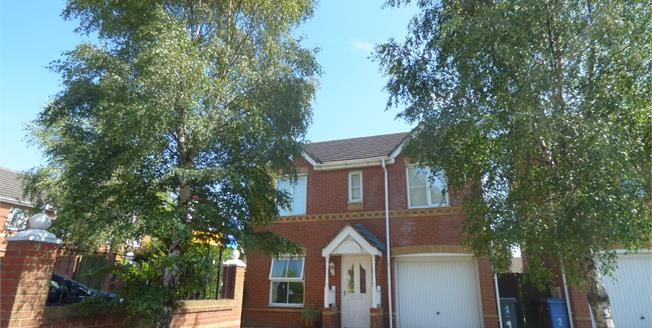 Asking Price £159,999, 4 Bedroom Detached House For Sale in Halewood, L26