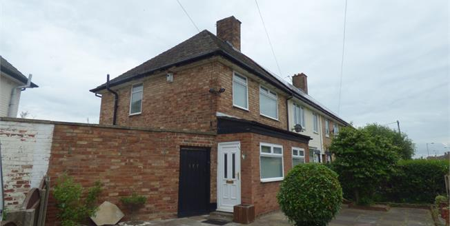 Asking Price £95,000, 3 Bedroom Semi Detached House For Sale in Liverpool, L24