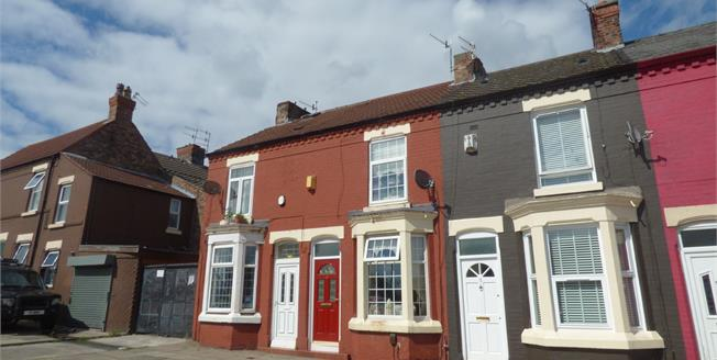 Asking Price £85,000, 2 Bedroom For Sale in Liverpool, L8