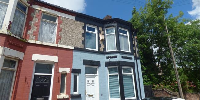 Asking Price £150,000, 3 Bedroom House For Sale in Wavertree, L15