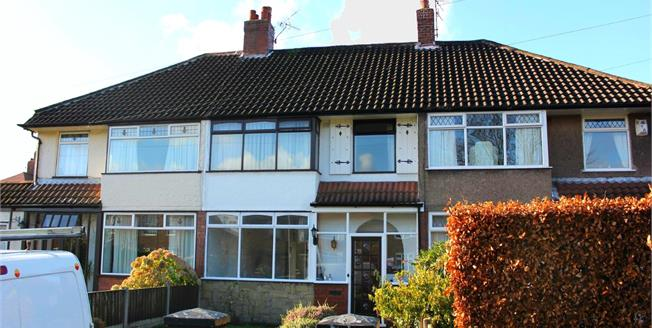 Asking Price £239,999, 3 Bedroom Semi Detached House For Sale in Allerton, L18