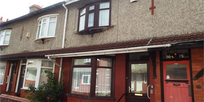 Offers in the region of £140,000, 2 Bedroom Terraced House For Sale in Liverpool, L18