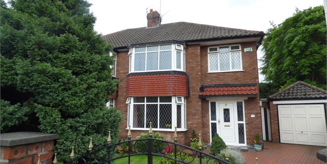 Asking Price £365,000, 3 Bedroom Semi Detached House For Sale in Liverpool, L18